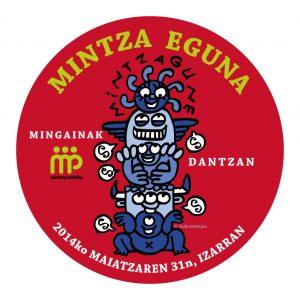 Mintza Eguna 2014