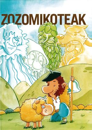 Zozomikoteak-portada