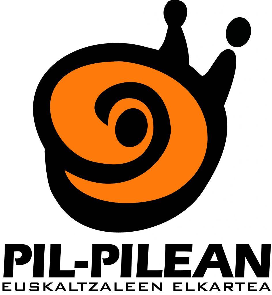 Pil-pilean Euskaltzaleen elkartea logoa