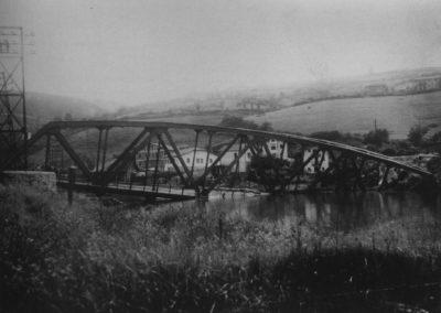 puente burtzeña volado 1937