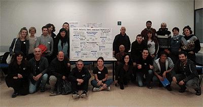 Euskalgintzaren mapa formakuntza saioa