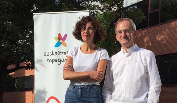 Kike Amonarrizi pasa dio lekukoa Elena Lakak