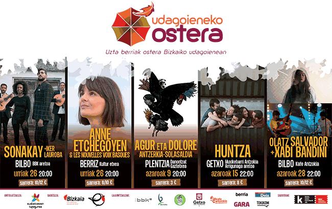 Udagoieneko Ostera: 20 urte euskal kultura eszenaratuz
