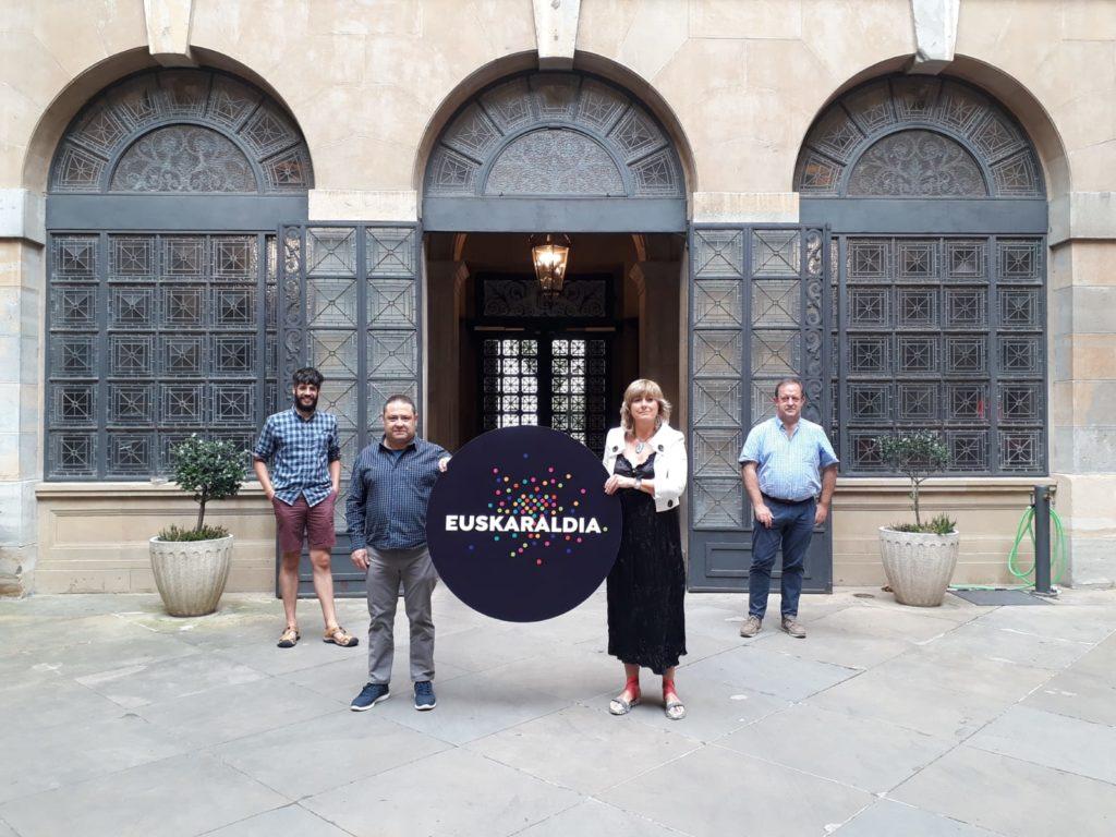 Euskaraldia Nafarroan gauzatzeko Nafarroako Gobernuarekin hitzarmena berritua