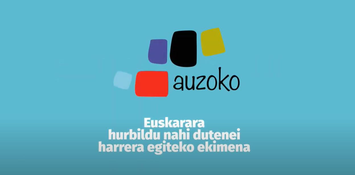2020-2021 ikasturtea hasi du Auzokok