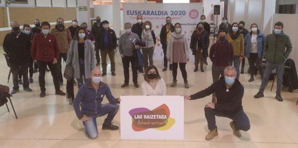 Lau Haizetara: Herrigintzaren bidetik aukerak sortzen